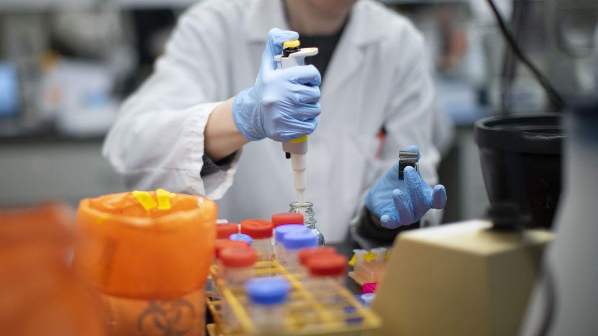 45 voluntarios desarrollaron anticuerpos con la vacuna.