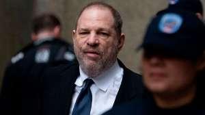 Una jueza de Nueva York negó la libertad bajo fianza a Harvey Weinstein
