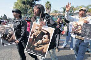 Agreden a un hombre negro que reproducía el discurso de Martin Luther King en Miami