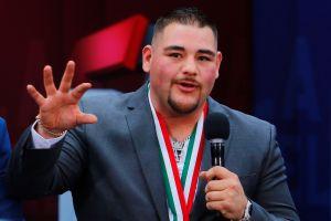 Andy Ruiz ya está entrenando y podría reaparecer en el ring durante las fiestas patrias mexicanas