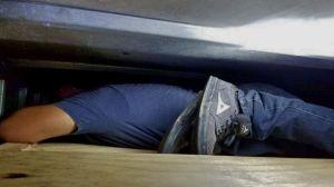 Olfato canino detecta a 94 inmigrantes indocumentados ocultos en tres cajas de tráiler