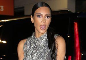 ¡Mira que grande se ve North! Kim Kardashian causa furor en Instagram con esta postal de sus hijos