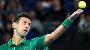 ¿La estrella del futuro? Un recogepelotas le robó el show a Djokovic en su propio torneo