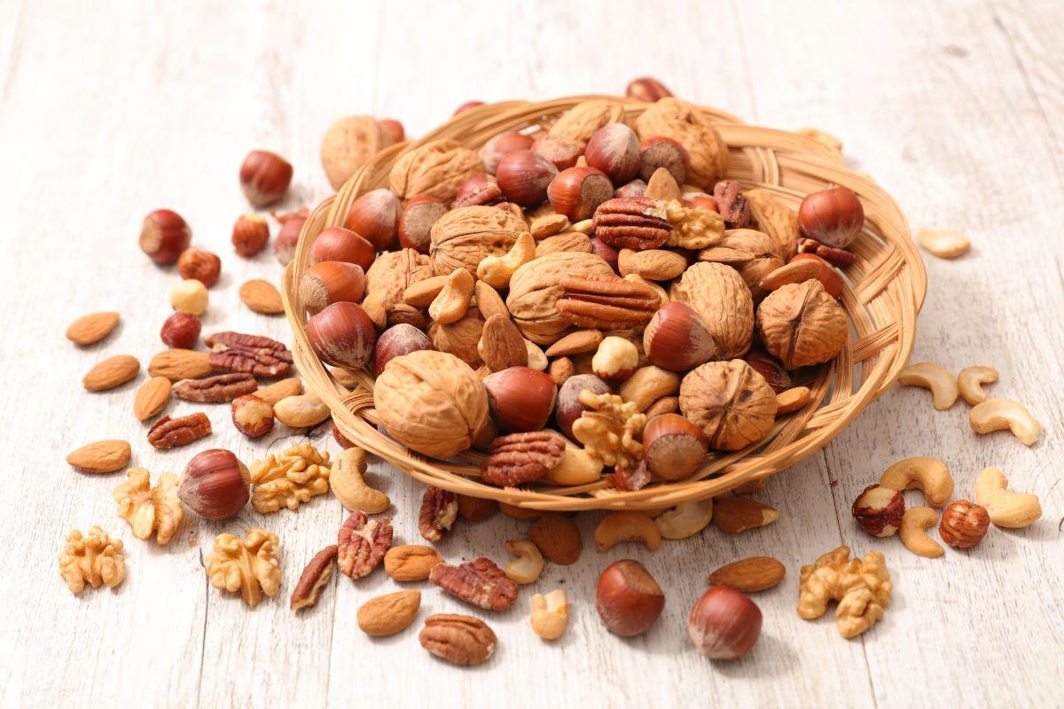 Cómo comer nueces a diario favorece la pérdida de peso
