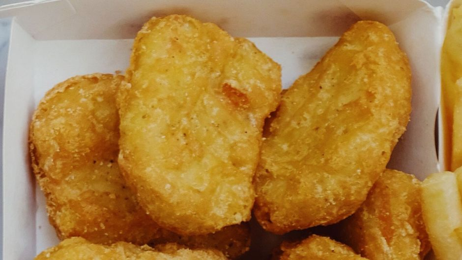 Retiran casi 60,000 libras de nuggets de pollo Pilgrim's por estar contaminados con goma