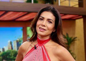 """Patricia Manterola presume su cintura en Un Nuevo Día pero el público dice que """"Se va quebrar de tanta pose"""""""
