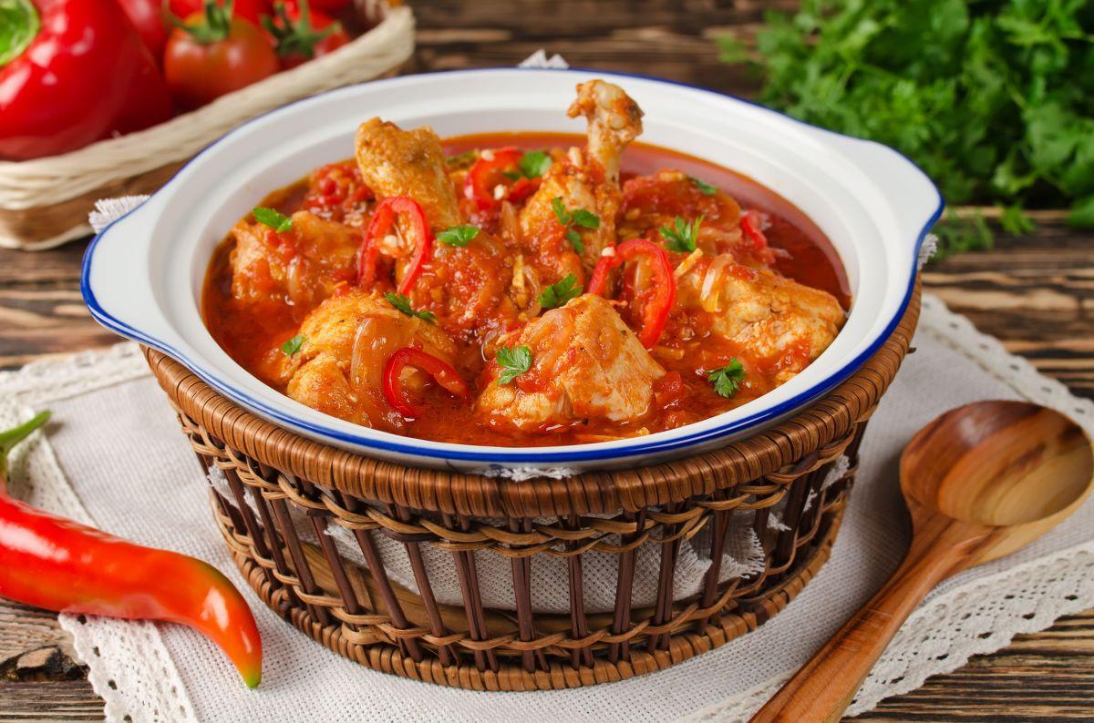 La paprika o pimentón es una maravillosa fuente de antioxidantes.