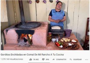 "Doña Ángela, creadora de ""De mi rancho a tu cocina"", entre las 100 mexicanas más poderosas, según Forbes"