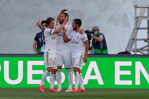 """La """"nueva normalidad"""" del Real Madrid inició con un triunfo y aún a la caza del Barcelona"""