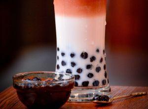 Cómo hacer el famoso bubble tea o té de perla negra