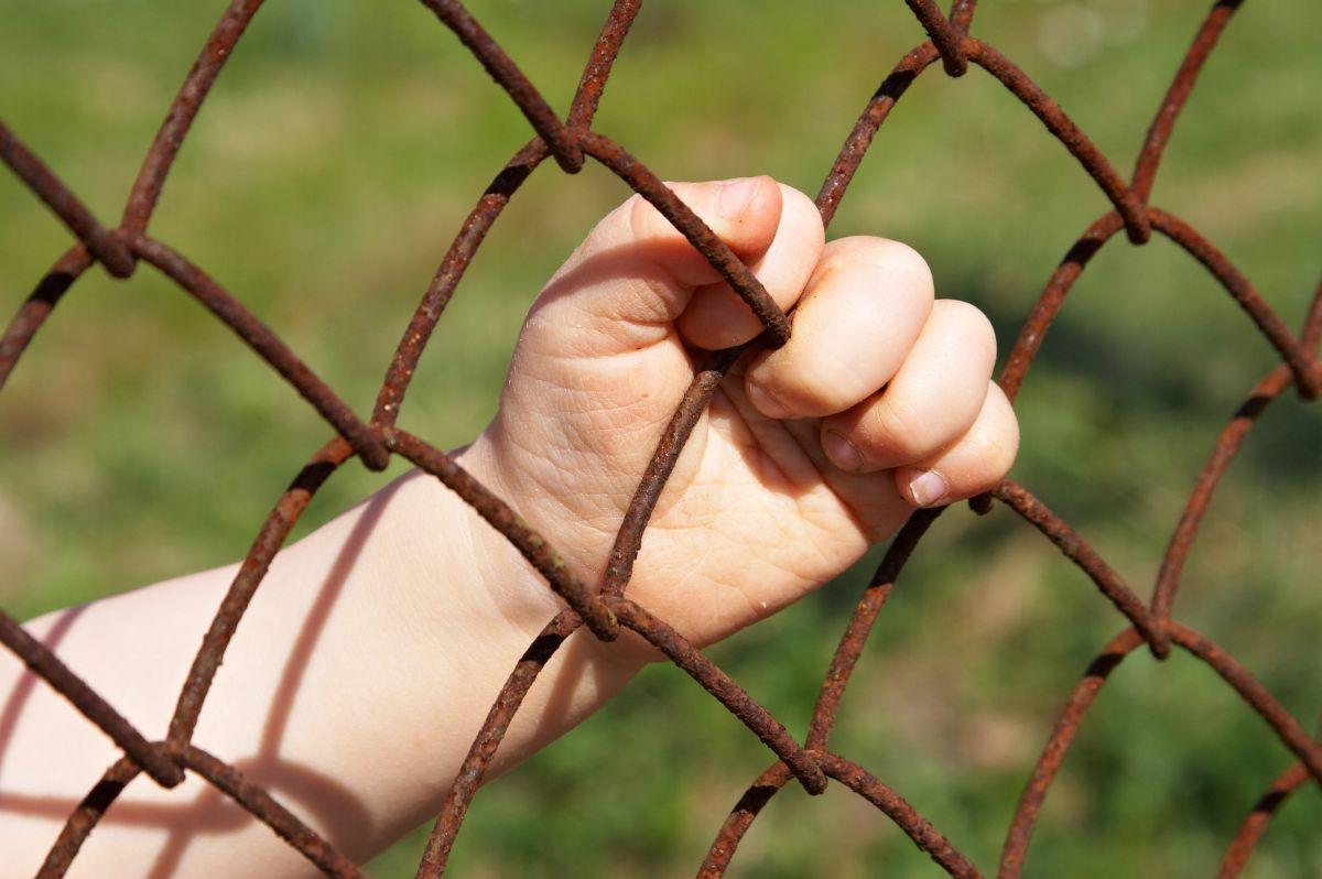 Rescatan en Tennessee a bebé que vivía encerrado en una jaula entre heces y cucarachas