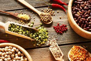 6 alimentos vegetales muy saludables con casi tanta proteína como la carne