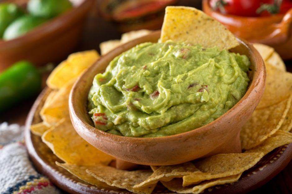 Súper guacamole con chía: más fibra, más proteína y omega-3