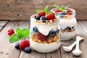 Las diferencias entre el yogurt griego y el regular