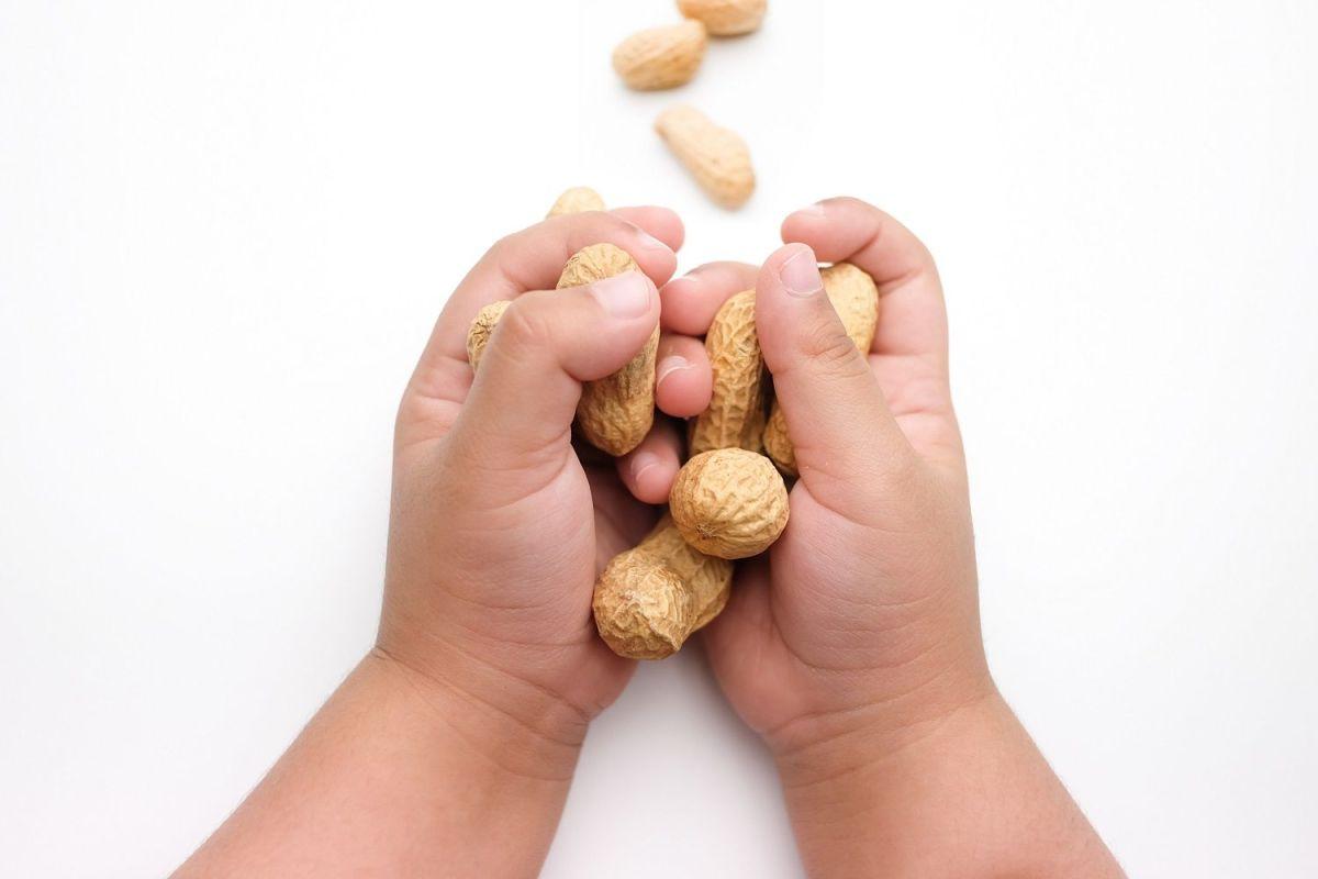 Las alergias pueden ser especialmente peligrosas en los niños, porque es más difícil controlar sus alimentos.