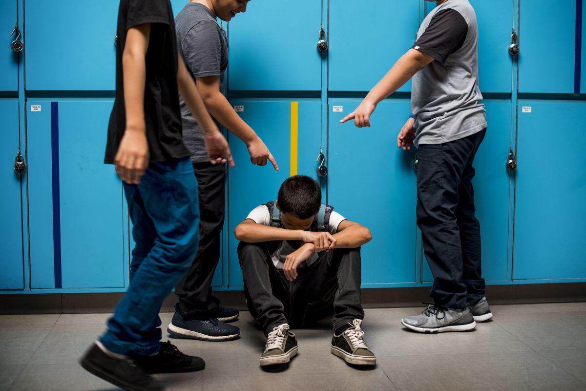 Qué consecuencias en la vida adulta puede tener el bullying sufrido en la infancia