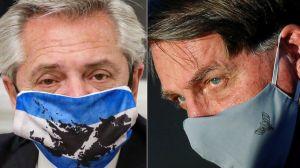 Cómo la pandemia de coronavirus agravó la brecha entre Brasil y Argentina