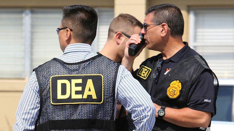"""Narcotráfico en EE.UU.: 4 aspectos de cómo funciona (y por qué no hay un capo como """"El Chapo"""")"""