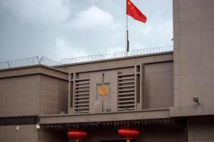 """La conflictiva orden de EE.UU. de cerrar el consulado de China en Houston que Pekín califica como """"una escalada sin precedentes"""""""