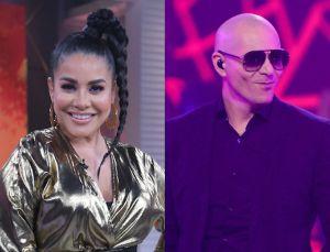 """""""No hay fracaso sino aprendizaje"""": """"La Venenosa"""" Sandoval se apoya en Pitbull"""