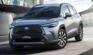 Toyota Corolla Cross, el sedán más vendido del mundo se ha transformado en un SUV