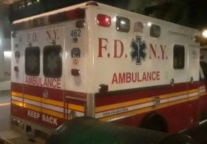 Ironía trágica: anciano muere arrollado por ambulancia FDNY en Brooklyn