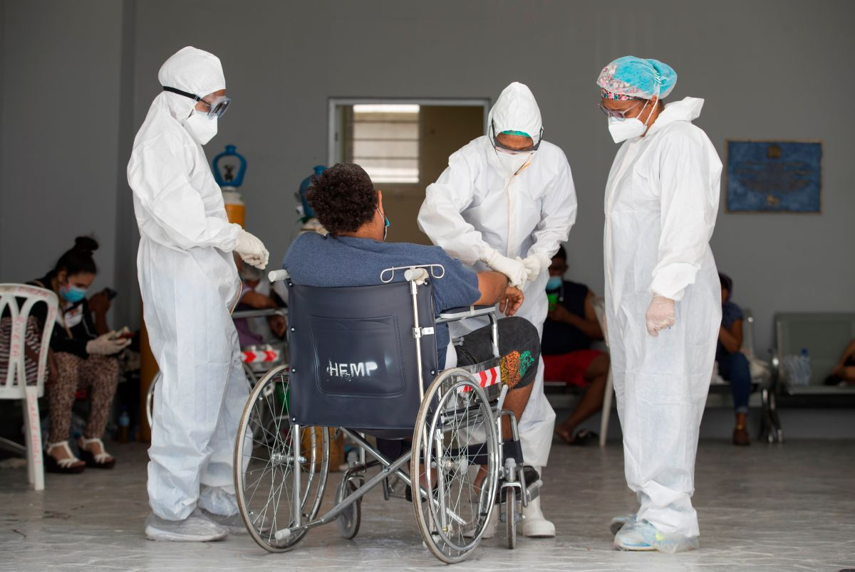 Coronavirus: ¿Qué medidas de prevención debo tomar si tengo que ir al hospital?
