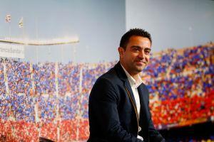 Tras derrota blaugrana, Xavi habló de la ilusión que le causa entrenar al Barcelona