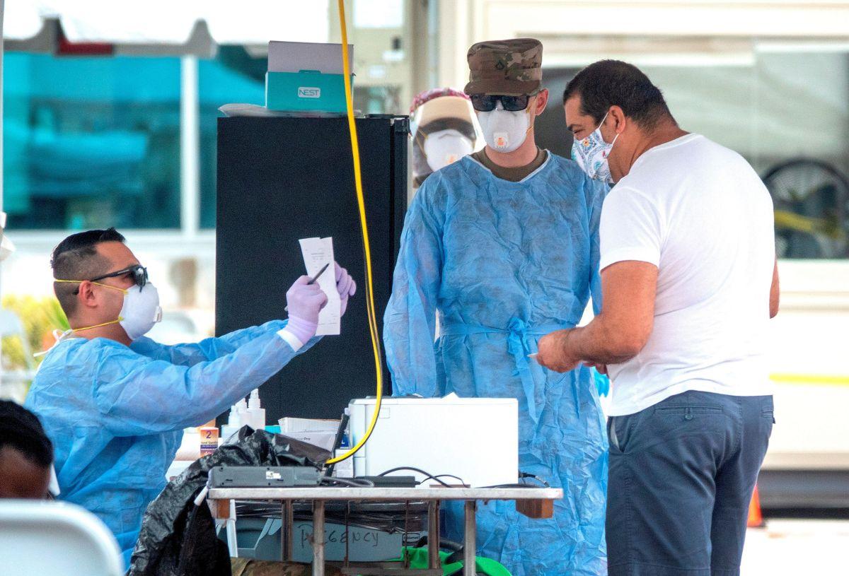 Cuarto día seguido con más de 1,000 muertes en EE.UU. Expertos ya pidieron nuevo 'lockdown'