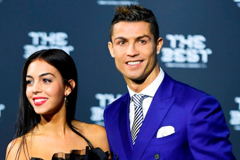 Cristiano Ronaldo y Georgina Rodríguez presumen cuerpazo en traje de baño en sus vacaciones