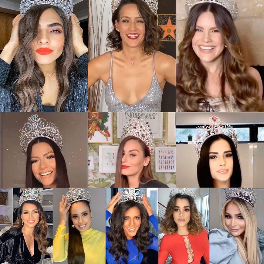 Julián Gil toma lo mejor de las reinas de Nuestra Belleza Latina de Univison y forma a su mujer ideal