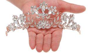 Los mejores diseños de tiaras y coronas para lucir como una princesa en tus quinceaños