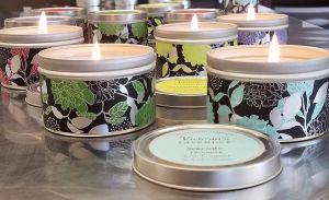5 velas con aceites esenciales para crear tu propio lugar de paz en casa