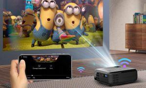 5 proyectores al aire libre para convertir tu casa en un verdadero cine