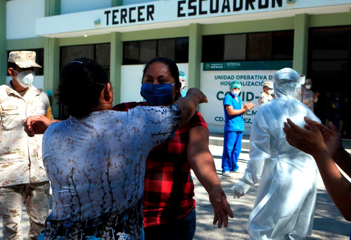 México supera a Reino Unido en muertes por coronavirus
