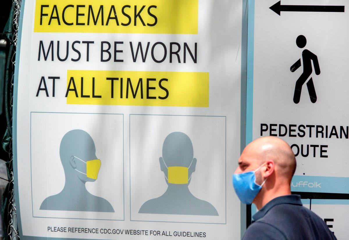 EE.UU supera los 3 millones de casos de coronavirus y las 131,000 muertes