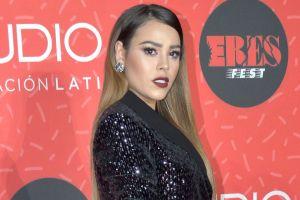 Vetan de Televisa a Danna Paola junto con otras dos cantantes