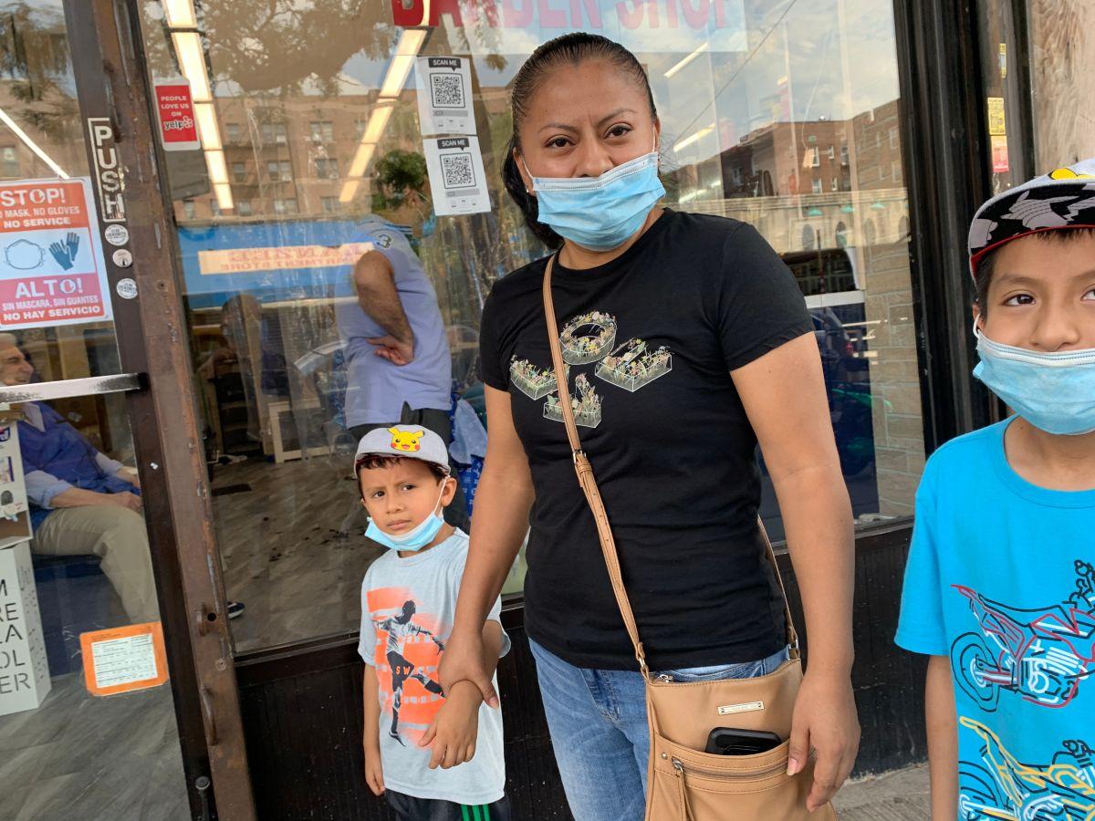 Incertidumbre entre padres de NYC sobre enviar a sus hijos a las escuelas en septiembre