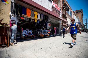 Los Ángeles al alza con coronavirus: 2,916 nuevos casos en un día