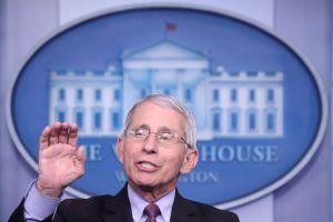Anthony Fauci aceptó de una la oferta de Biden para liderar equipo contra el coronavirus bajo nueva Administración