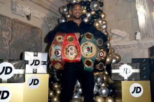 Anthony Joshua hará lo que sea para pelear contra Tyson Fury en Gran Bretaña, incluso sacrificar dinero