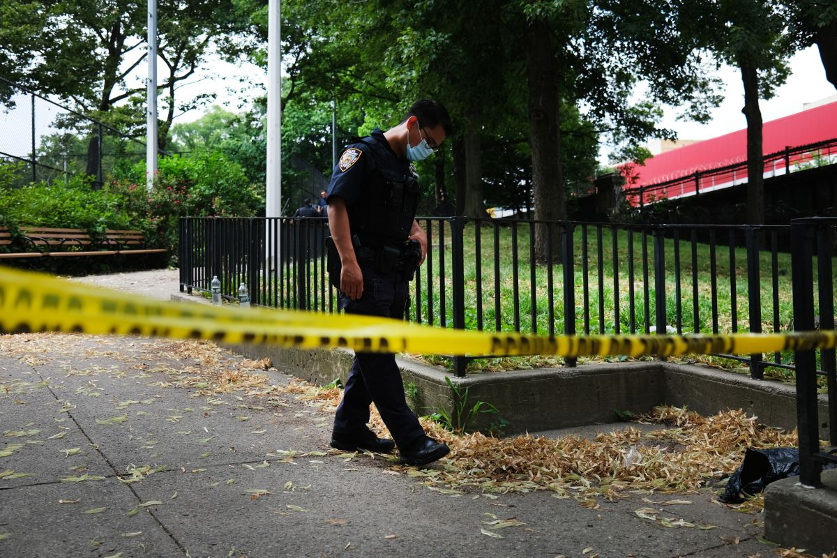 Hijo asesinó a su padre anciano a cuchilladas e intentó matar a otros parientes en un hogar en Queens