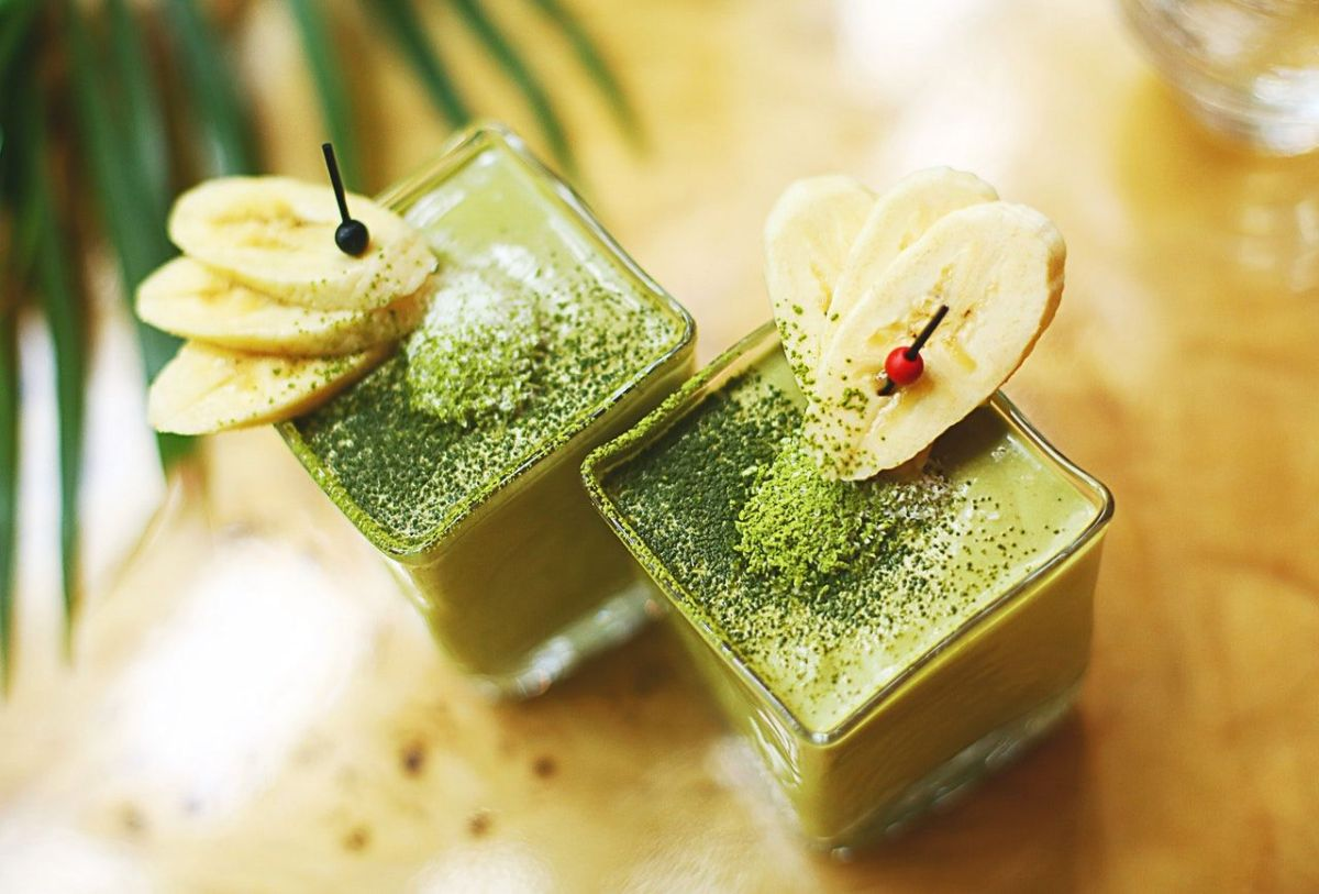 What are the 5 green Kiwilimón smoothies that you cannot stop trying if you want to lose weight