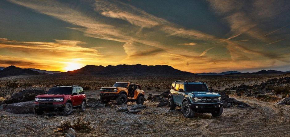 La nueva Ford Bronco ha acumulado 230,000 reservas hasta ahora