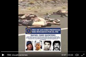 Torturas, ejecuciones y narcomantas así se pelean la plaza Caro Quintero y el Cártel de Sinaloa