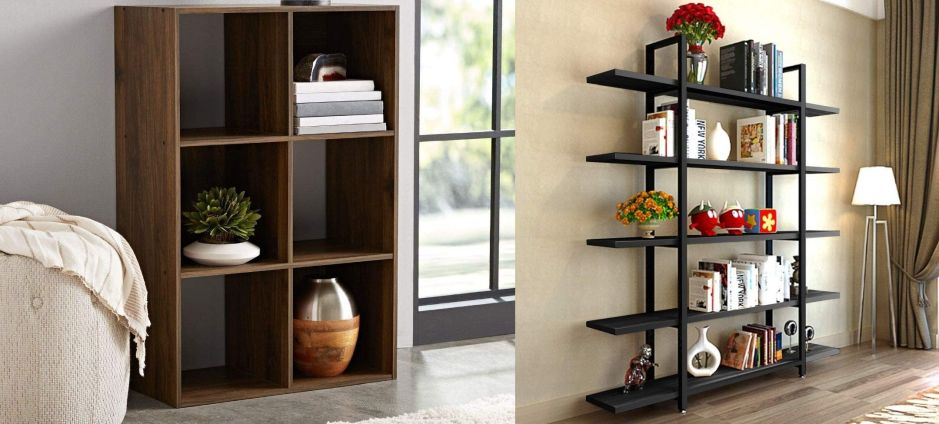 5 estilos de libreros que te ayudan a organizar y decorar tu hogar al mismo tiempo