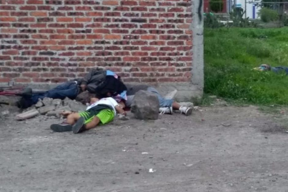 Fotos: Guerra de huachicoleros y narcos cobra la vida de 4 jovencitos en Triángulo del Huachicol