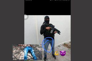 Fotos: Presunto sicario del CJNG presumía fotos armado y Los Viagras terminan por matarlo