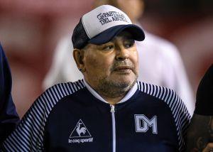Es conmovedor: se filtró el último video  de Diego Armando Maradona con vida