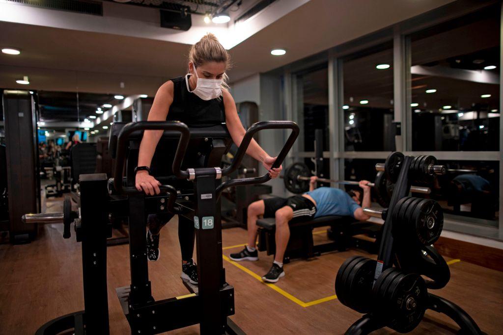 Coronavirus: ¿Es seguro ir al gimnasio en este momento de la pandemia?